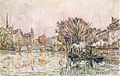 Paul Signac, The Pont Neuf, Paris, 1928.jpg