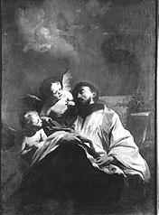 Tod des hl. Franz Xaver