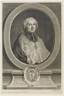 Paul dAlbert de Luynes Catholic cardinal