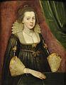 Paul van Somer (1576-1621) - Portret van een jonge dame - Denver Art Museum 18-9-2014 12-19-41.JPG