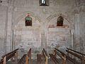 Paussac église arcatures intérieures.JPG
