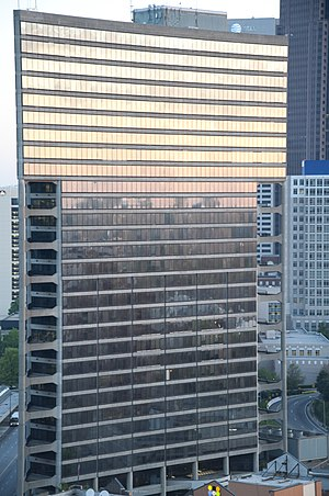Peachtree Summit - Image: Peachtree Summit 1, Atlanta, GA