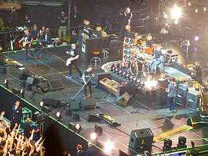 Pearl Jam 2016 North America Tour - Pearl Jam at Madison Square Garden, New York City on May 1, 2016