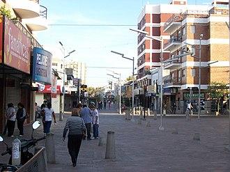 Florencio Varela, Buenos Aires - Bernardo de Monteagudo Promenade