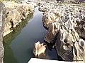 Pench River and beautiful Rocks - panoramio.jpg