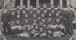 1901 Penn State Nittany Lions football team - Image: Penn State Football 1901
