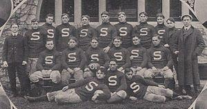 1901 Penn State Nittany Lions football team - Image: Penn State Football 1901