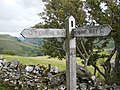 Pennine Way above Muker, Swaledale - geograph.org.uk - 35136.jpg