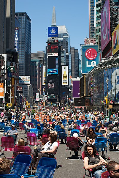 File:People on Times Square.jpg