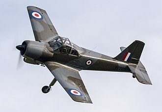 Percival Provost - A Percival Provost T.1 preserved as part of The Shuttleworth Collection.