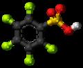 Perfluorobenzenesulfonic-acid-3D-balls.png
