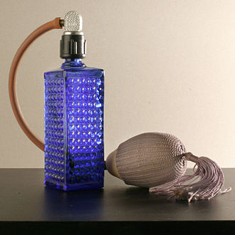 Glass bottle - glass spray bottle