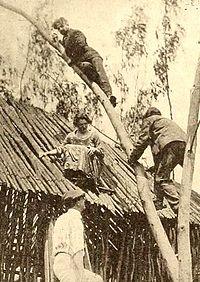 Perils Of Thunder Mountain [1919]