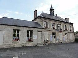 Pernant (Aisne) mairie.JPG