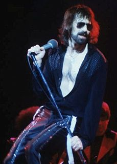Peter Wolf American rock singer