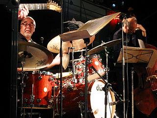 Peter Erskine American jazz drummer