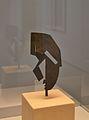 Petite masque aéré, Julio González, Museu d'Art Contemporani d'Alacant.JPG