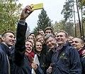 Petro Poroshenko in Ukrainian Leadership Academy in 2015 in Kyiv 06.jpg