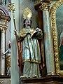 Pfarrkirche Oepping Altar Heilige Familie 2 Augustinus.jpg