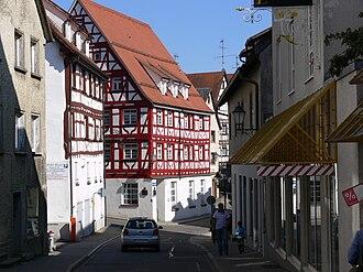 Pfullendorf - The Hauptstraße