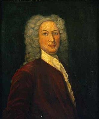 Philip Livingston (1686–1749) - Image: Philip Livingston