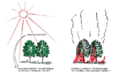 Photosynthesis and smoke for Radiation and Wildland Fire 2010-08-19.png