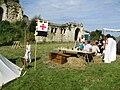 Picquigny (29 juillet 2009) Les Chevaliers du Roc Blanc 2.jpg