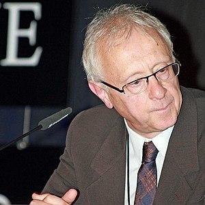 Pierre Manent - Pierre Manent in November 2011