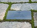 Pierre tombale de Arabella Bouvier Kennedy 01.jpg