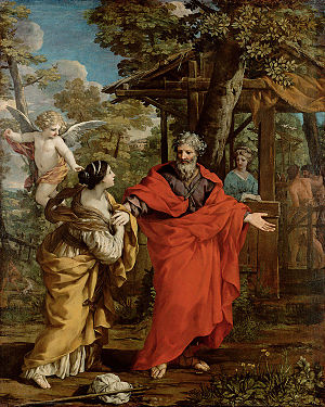 Abraham and Hagar
