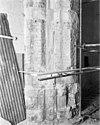 pijlers tijdens restauratie - arnhem - 20024685 - rce