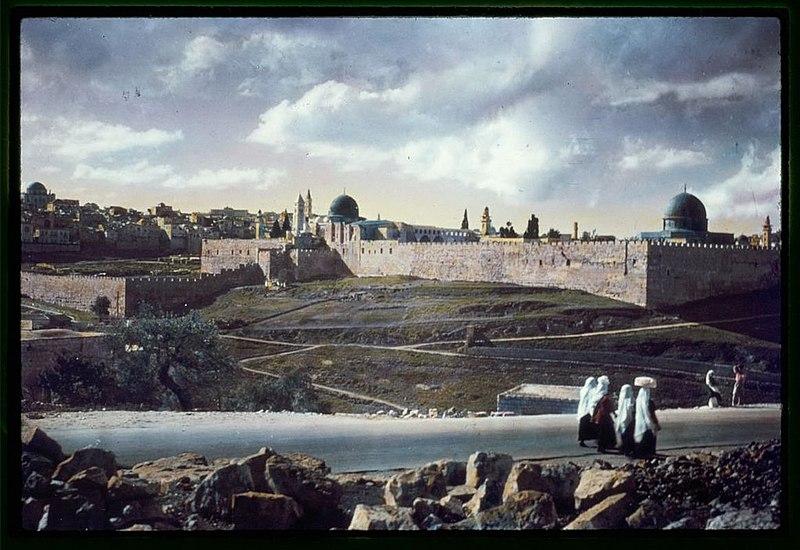 העיר העתיקה והר הבית