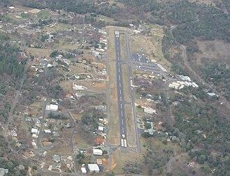 Pine Mountain Lake Airport - Image: Pine Mountain Lake Airport