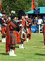 Pipers at Moy Fair - geograph.org.uk - 1781.jpg