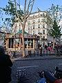 Place des Abbesses, Paris 17 May 2013 03.jpg