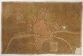 Plan över Stettin, stad och fästning 1739 - Skoklosters slott - 98085.tif