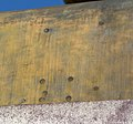Plinth repair drillholes - Sacrifice - Arts of War - Arlington Memorial Bridge - 2013-09-30.jpg