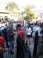 Po Boy Fest Oak Street Crowds from Gate.jpg