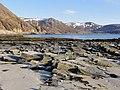 Pobrežie, Sørvær, Sørøya, Nórsko, 2015 - panoramio (2).jpg