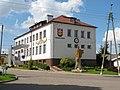 Podlaskie - Korycin - Korycin - Knyszyńska - Urząd gminy - bok E;S - v-W.jpg