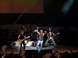 Band Poison Tour