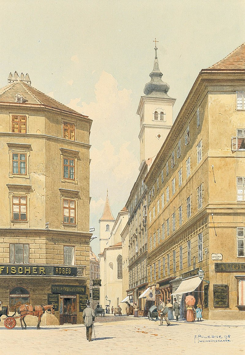 Поледне–Вайбурггассе, 1896.jpg