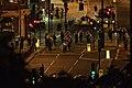 Police push back rioters in Camden, 2011.jpg