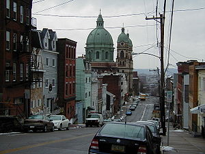 Polish Hill (Pittsburgh) - Immaculate Heart of Mary Church