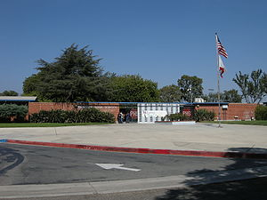 Pomona High School (Pomona, California) - Image: Pomona high