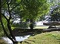 Pond near Greys Court - geograph.org.uk - 557597.jpg
