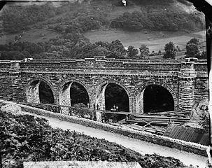 Pont Gethin, Dolwyddelan