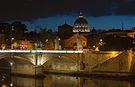 Ponte Vittorio Emanuele II San Pietro, Rome, Italy.jpg