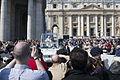 Pope Benedictus XVI - St. Peter's Square - Vatican City - 23 March 2011.jpg