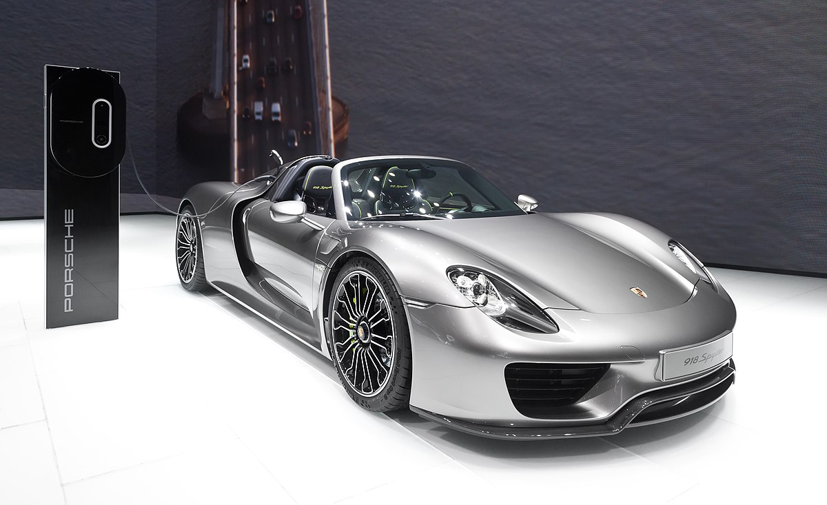 porsche 918 wikipedia den frie encyklop di. Black Bedroom Furniture Sets. Home Design Ideas